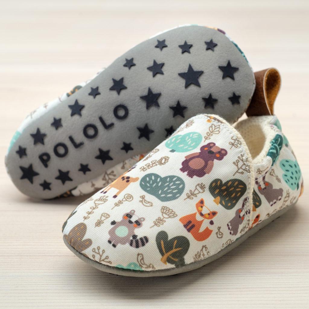 pololo-textilschuh-seaqual-aquaseal-motiv-wald-seitlich