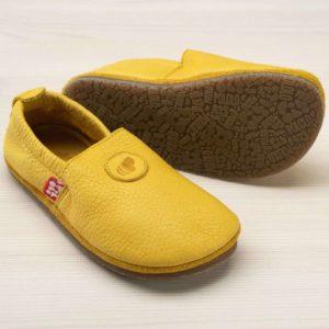 pololo-nos-barfuss-strassenschuh-uni-tpr-sohle-gelb-seitlich