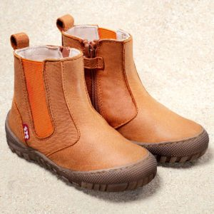 pololo-maxi-chelsea-boot-orange-frontal